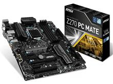 MSI Z270 PC MATE LGA 1151 Motherboard